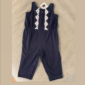 Janie and Jack toddler jumpsuit
